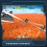 Скриншот игры Battle of Warplanes