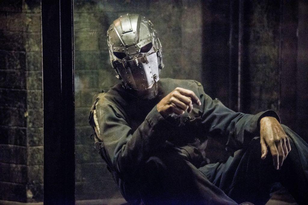 Железная маска сибирского острога